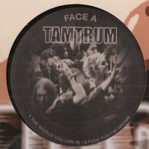Tamtrum / Viracocha - Tamtrum EP 01 - Thc Shop - Tamtrum EP