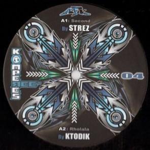 Various - Untitled - Kompères Records - KOMPERES REC 04