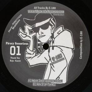 E-180 - Piracy Sonorious 01 - Mackitek Records - Piracy Sonorious 01