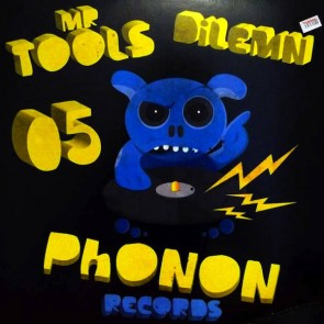 Mr. Tools - Time Of Punk - Phonon Records - 05 PhONON RECORDS