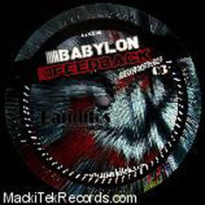 Various - Babylon Feedback 03 - Mackitek Records - Babylon Feedback 03