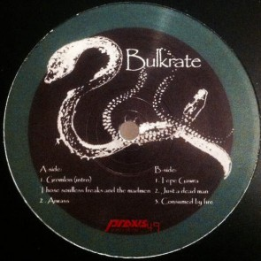 Bulkrate - In The Temple Of The Serpent - Praxis - Praxis 49