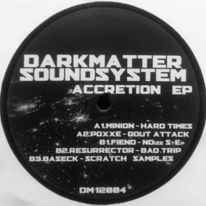 Various - Accretion EP - Darkmatter Soundsystem - DM12004