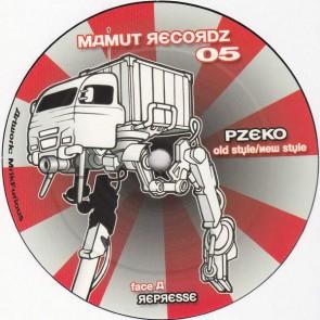 Pseuk - Old Style/New Style - Mamut - Mamut Recordz 05