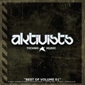 Various - Best Of Volume 01 - Aktivists Records - Aktivists 01
