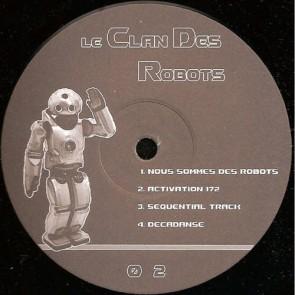Le Clan Des Robots - Le Clan Des Robots 02 - Le Clan Des Robots - C.D.R 02