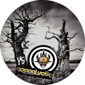 Various - The Darkside E.P. - CORE CREATOR - CCREATvsAPO-01