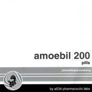 a034 - Amoebil 200 Pills - Blackbean And Placenta Tape Club - BBPTC 212