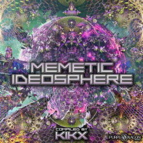 Kikx - Memetic Ideosphere - Purple Hexagon Records - PUHECD007