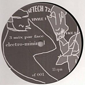 Sftech 72 - Vinyle 1 - Sftech 72 - sf 001