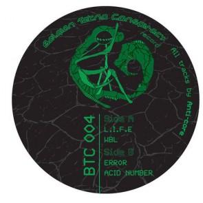 Anti-core - BTC004 - Belgian Tekno Conspiracy - BTC004