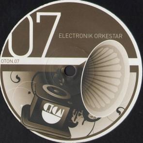 Electronik Orkestar - Supervizor Ep - O.Ton Records - OTON.07