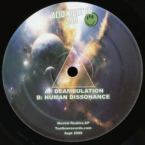 25eme Dimension - Mental Realms EP - Acid Night - ACID NIGHT16