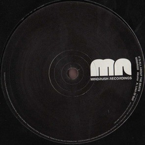 Dave Akuma / Macc & dgoHn - Loss Of Self / 15 Bit - Mindrush Recordings - MINDR008