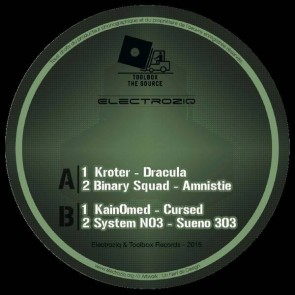 Various - Talent Quest 01 - E-Ziq - 04, Toolbox Records - E-Ziq 01