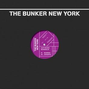 Clay Wilson - Skandha - The Bunker New York - BK 014