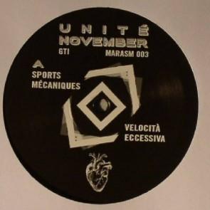 Unité November - GTI - Marasm - Marasm 003