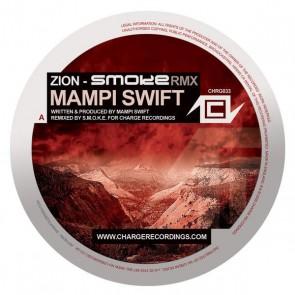 Mampi Swift - Zion (S.M.O.K.E. Remix) / Squids - Charge - CHRG033