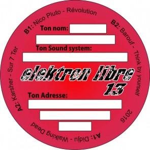 Various - Elektron Libre 13 - Elektron Libre - EL 13
