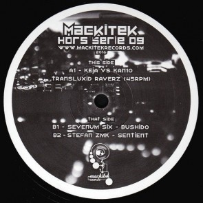Various - MackiTek Hors Serie 09 - Mackitek Records - MackiTek Hors Serie 09