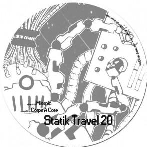 Misspic , Corps A Core - Statik Travel 20 - Statik Travel - Statik Travel 20