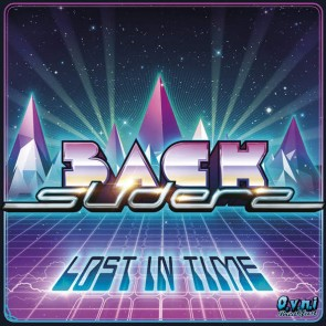Backsliderz - Lost In Time - O.V.N.I Records - OVNIREC020CD