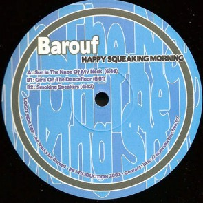 Barouf - Happy Squeaking Morning - Logo Side - LOGO 002, ES Production - LOGO 002