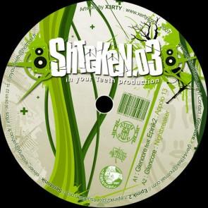 Glencore / Serotonik - Shteken 03 - Shteken - Shteken 03