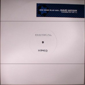 David Meiser - Crossing The Line - Physical Records - PRHS002