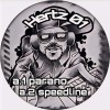 Lili The Breaker Aka Hertz - Hertz 01 - Tikal Sound Records - Hertz 01