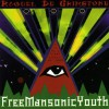 Raquel De Grimstone - FreeMansonicYouth - Zhark International - zhark cd 003