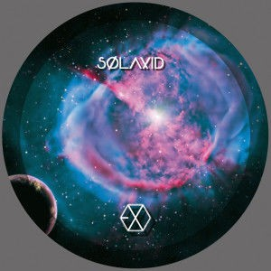 Solaxid - Gliese EP - Music From Exo Planet - EXO 03
