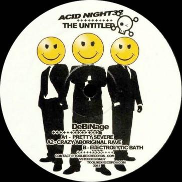 The Untitled - DeBINage - Acid Night - ACID NIGHT32