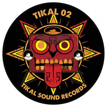 Various - Tikal 02 - Tikal Sound Records - Tikal 02