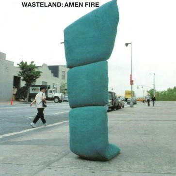 Wasteland - Amen Fire - Transparent - TransCD1