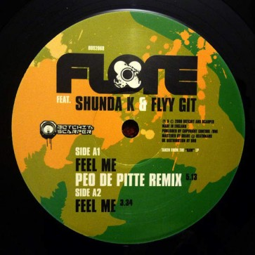 Flore Feat. Shunda K & Flyy Git - Feel Me / F.D.B - Botchit & Scarper - BOS2068