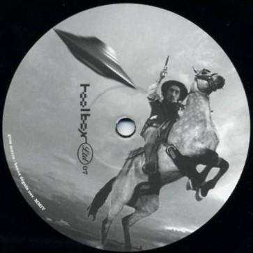 Framix & Boulez Republic - Toolbox Limited 07 - Toolbox Records - Toolboxltd07