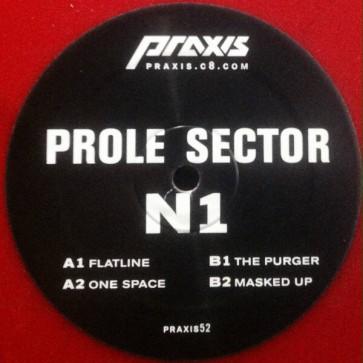 Prole Sector N1 - Prole Sector N1 - Praxis - Praxis 52