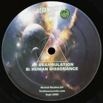 25eme Dimension - Mental Realms EP - Acid Night - ACID NIGHT16