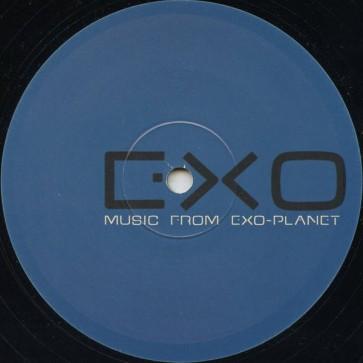 Mik Izif , Dolby D - Kapteyn EP - Music From Exo Planet - EXO 002