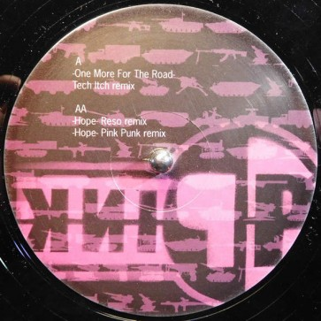 Pink Punk - One More For The Road (Tech Itch Remix) - Freeport Records - FRPPOMT10307