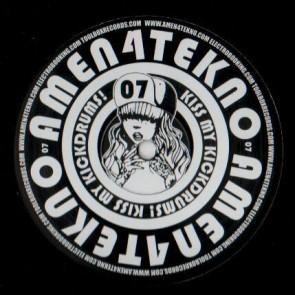 Various - Soundsystem Culture EP - Amen 4 Tekno - Amen 4 Tekno 07