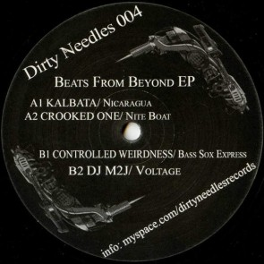 Various - Beats From Beyond EP - Dirty Needles - Dirty Needles 004