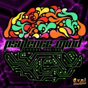 Psylence Mind - Choose A Side - OVNI Breakfast - OVNIREC015