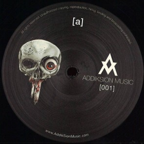 Yvan Genkins - Mathematic Faction EP - Addiksion Music - ADXN001