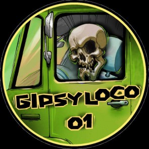 Various - GipsyLoco 01 - NoMad Rekords - GPSLY 01