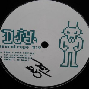 DJ Y? - Neurotrope 019 - Neurotrope - NRT019, ES Production - NRT019
