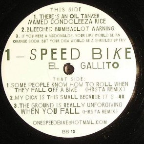 1-Speed Bike - El Gallito - Broklyn Beats - BB 13, Broklyn Beats - BB13