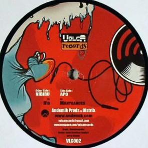 IFa / Manygances - Nibiru / Apo - Volca Records - VLC002