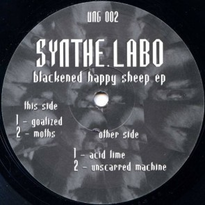 Synthe.Labo - Blackened Happy Sheep EP - Untravelled Ground - UNG 002